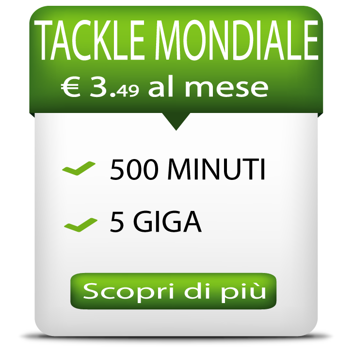 Tackle Mondiale